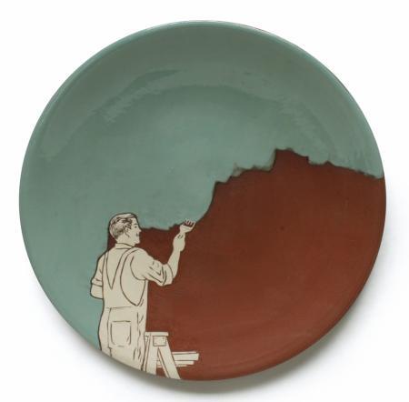 Pinter plate